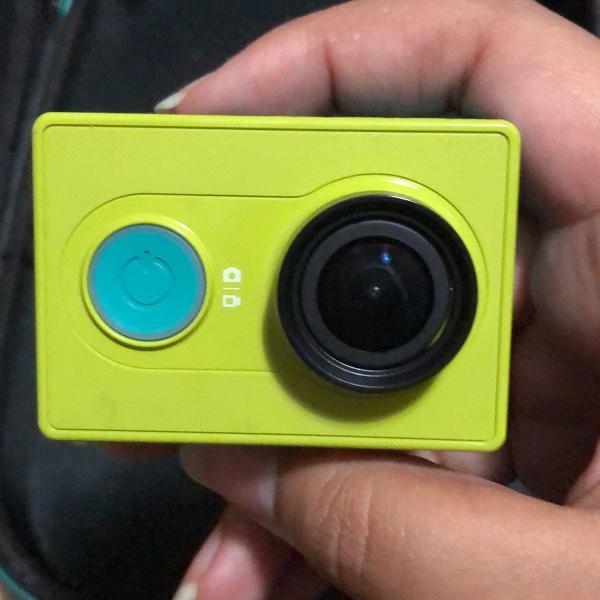 Câmera de ação yi 1080p wifi xiaomi