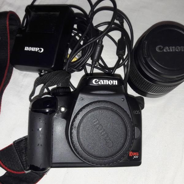 Câmera fotográfica canon usada