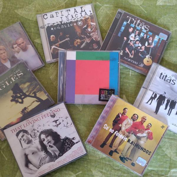 Conjunto cds