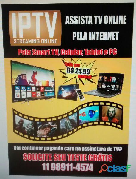 IPTV 7000 canais