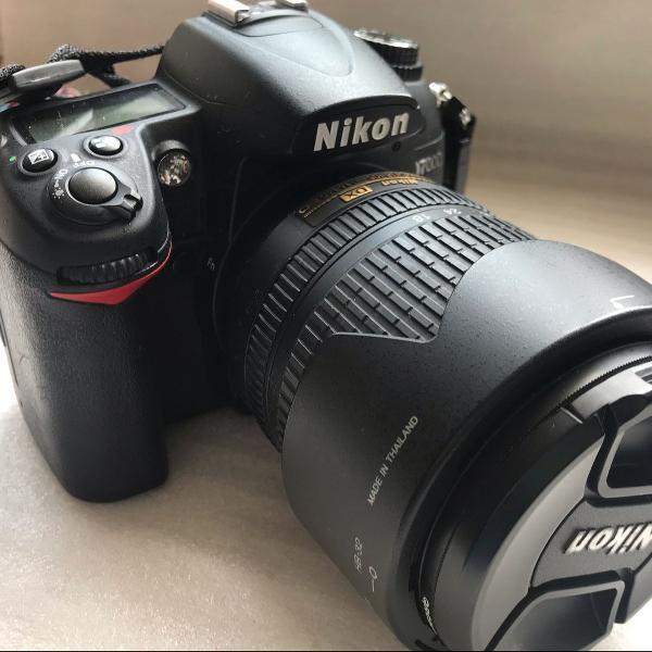 Nikon d7000 + 2 lentes