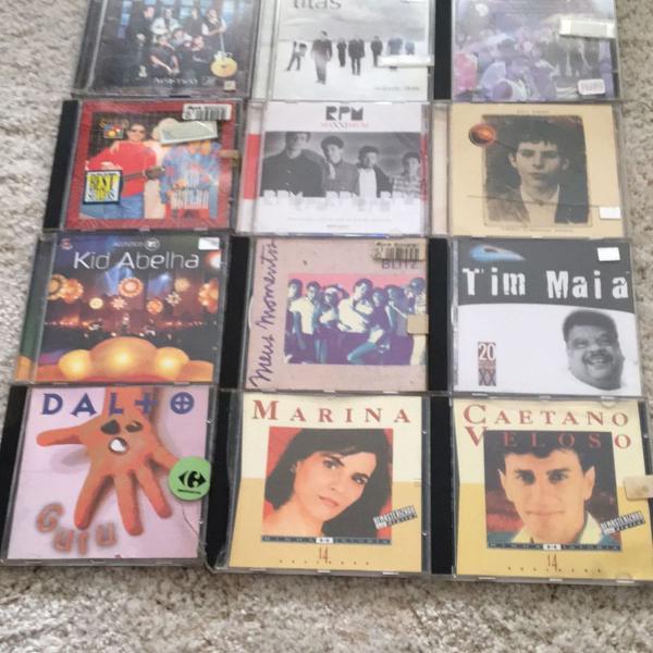Pacotão cds