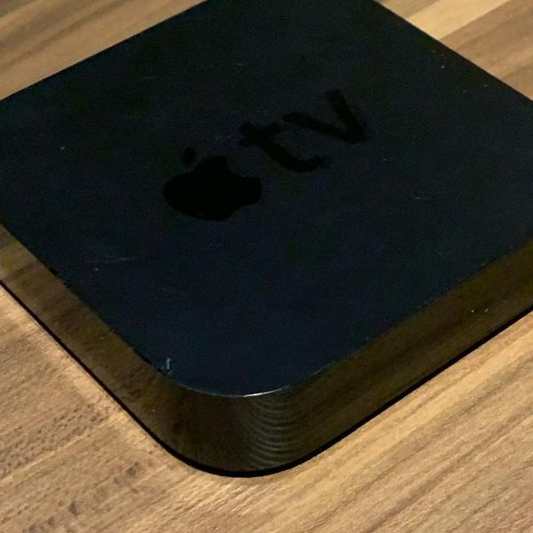 Uma belezinha de apple tv