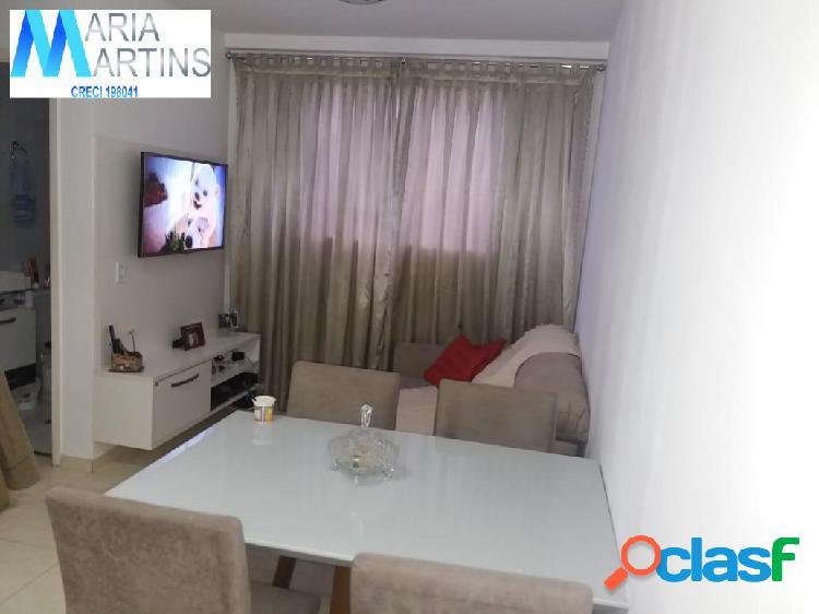 Aluga apartamento, 48 m² - condomínio vila gaudi - guarulhos - sp