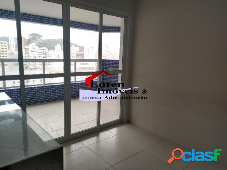 Apartamento 2 dormitórios Vista para o Mar Itararé Sv! 1