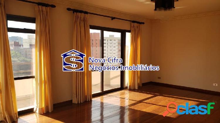 Oportunidade!! excelente apartamento de alto padrão - vila ema - 264m²