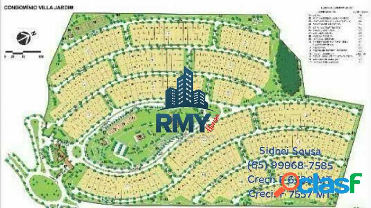 Dois Terrenos À venda no Villa Jardim - 447,38 m² (cada) 2
