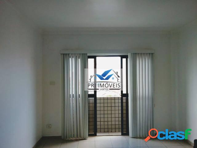 Apartamento à venda, 122 m² por R$ 485.000,00 - Campo Grande - Santos/SP