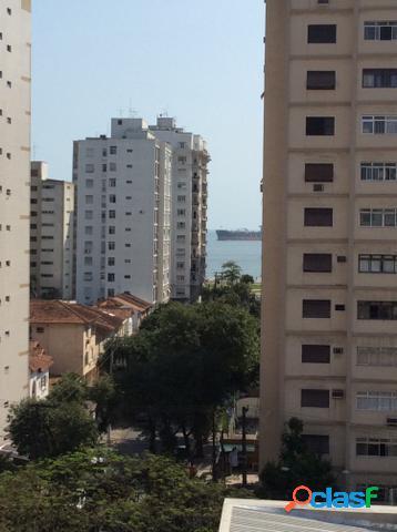Apartamento à venda, 165 m² por R$ 1.050.000,00 - Aparecida - Santos/SP