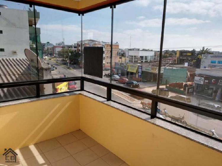 Apartamento 03 dormitórios, centro, torres, rs - eb