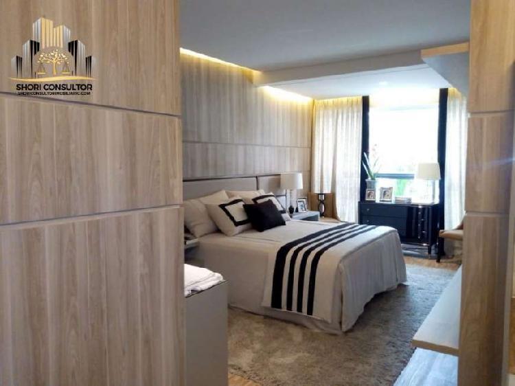 Apartamento alto padrão a venda no bairro vila clementino -