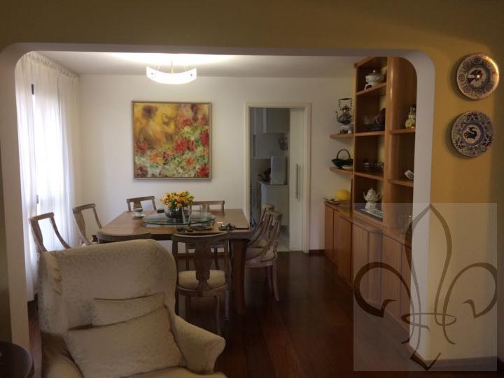 Apartamento zona sul para venda em são paulo, brooklin, 3