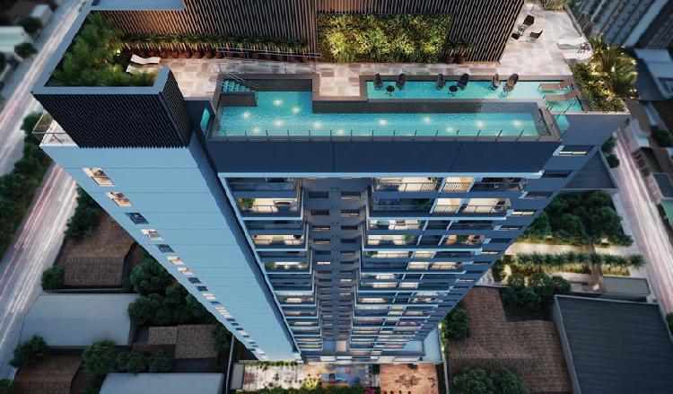 Apartamento com 1 quarto à venda, 77 m² por r$ 650.000