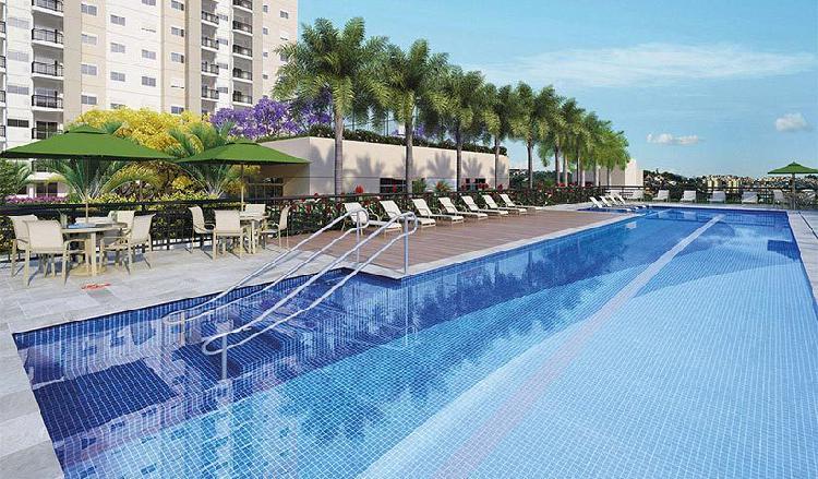 Apartamento com 2 quartos à venda, 53 m² por r$ 264.900