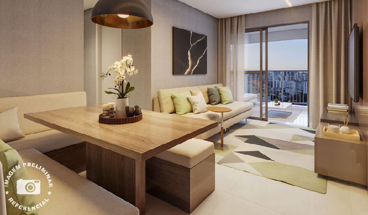 Apartamento com 2 quartos à venda, 62 m² e 75 m² a partir