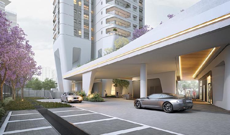 Apartamento com 3 quartos à venda, 196 m² por r$ 2.290.000