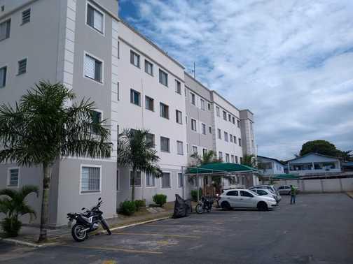 Apartamento para aluguel possui 47 metros quadrados com 2