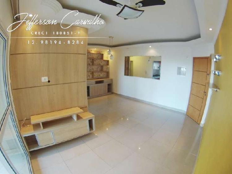 Apartamento para venda 90 m2.2 quartos c/ suíte. jardim