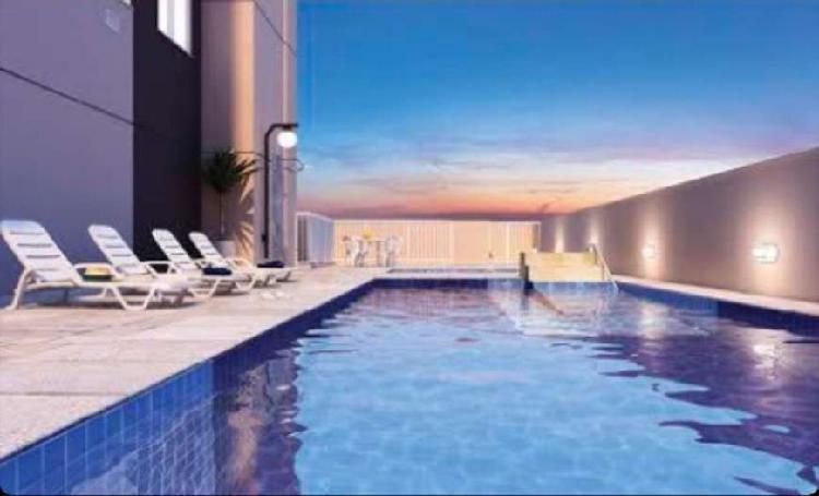 Apartamento para venda no Tatuapé - 44 metros com 2 quartos