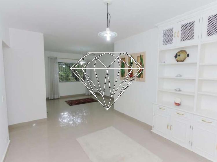 Apartamento para venda tem 105 m² com 3 quartos em itaim