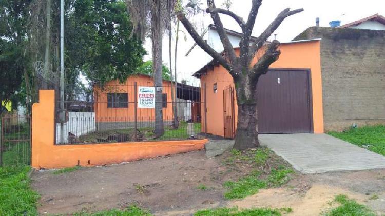 Casa 2d para locação em viamão