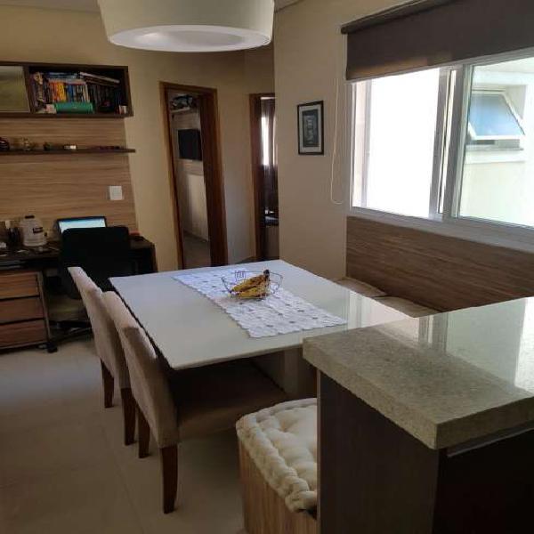 Cobertura duplex sem condomínio a venda com 2 dormitórios,