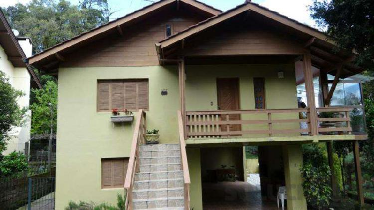 Casa 4 dorm - bairro planalto