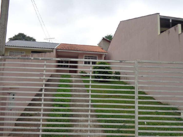 Casa loteamento vila verde campo largo