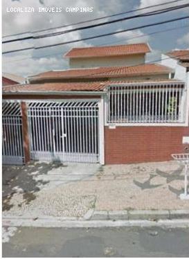 Casa para venda em campinas, vila sao bento, 3 dormitórios,