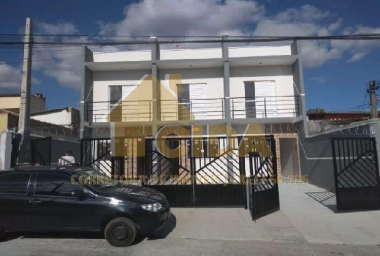 Casa para venda com 66 metros quadrados com 2 quartos em