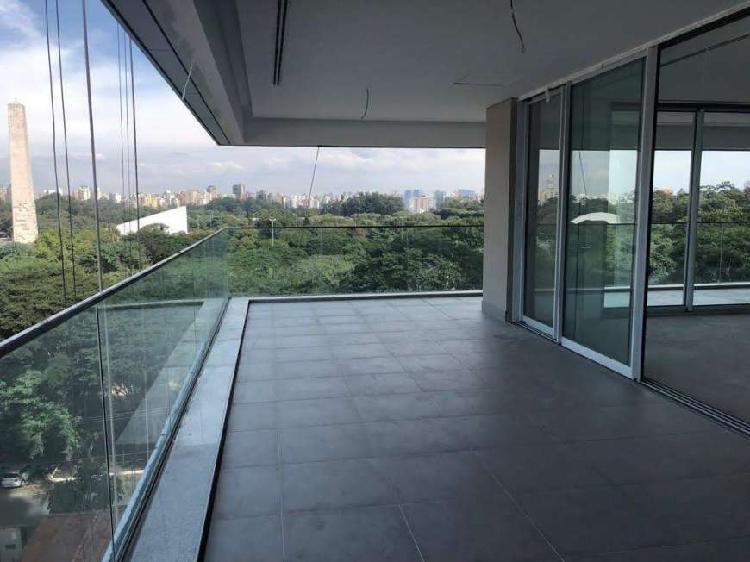 Curitiba 381 tegra - apartamento alto padrão no ibirapuera