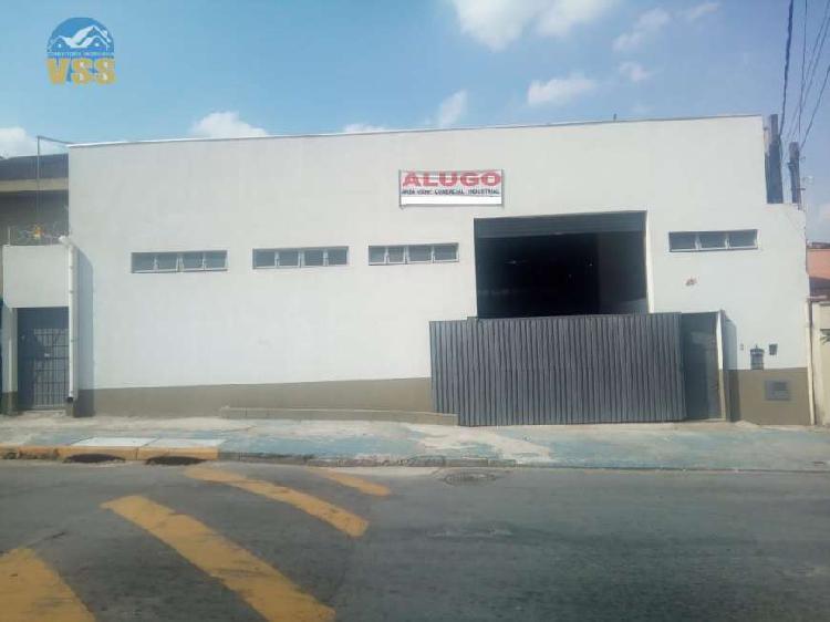 Galpão/pavilhão industrial para aluguel - 221