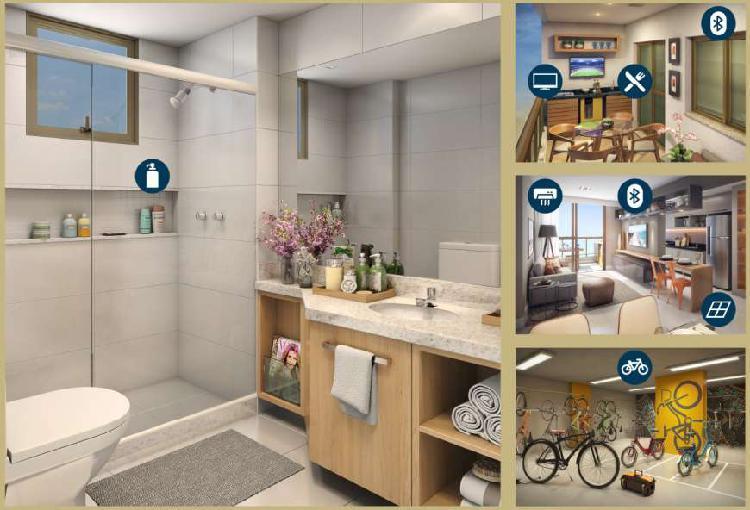 Novidade! 5 benefícios exclusivos. apartamento novo em