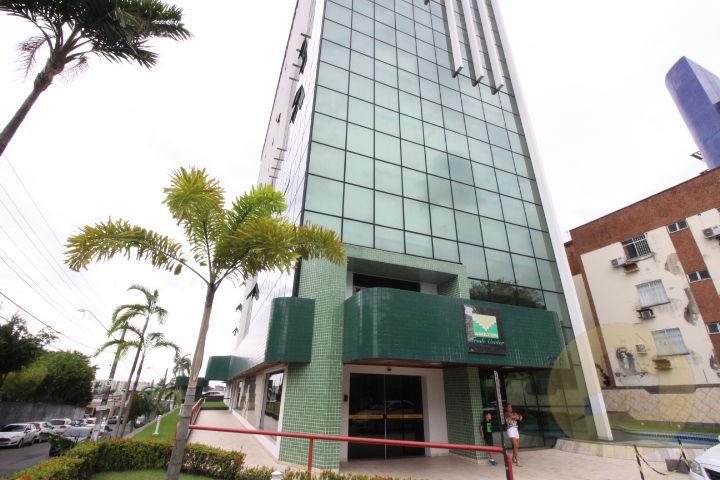 Sala comercial - ed. amazon trade center 32 m² - (próximo