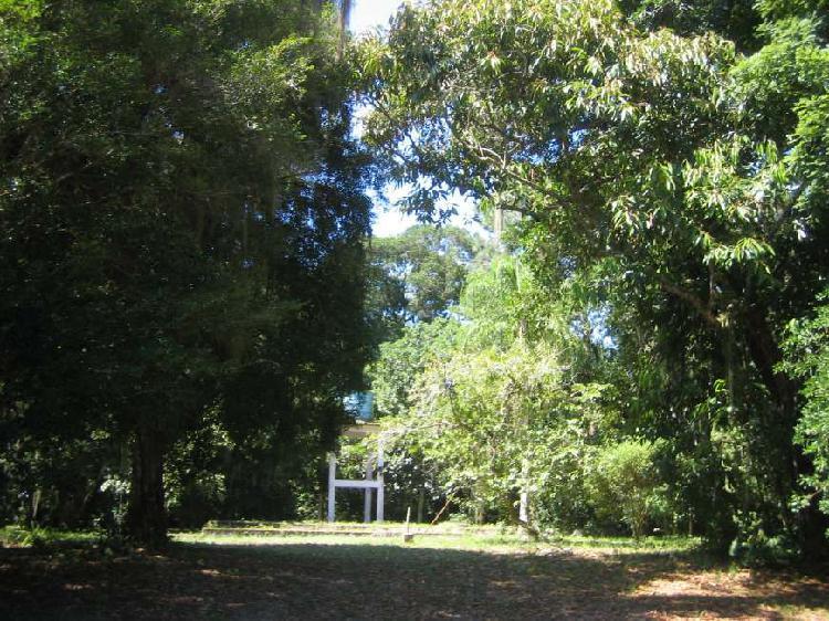 Terreno à venda, 3000 m², beira do canal, pedrinhas, ilha