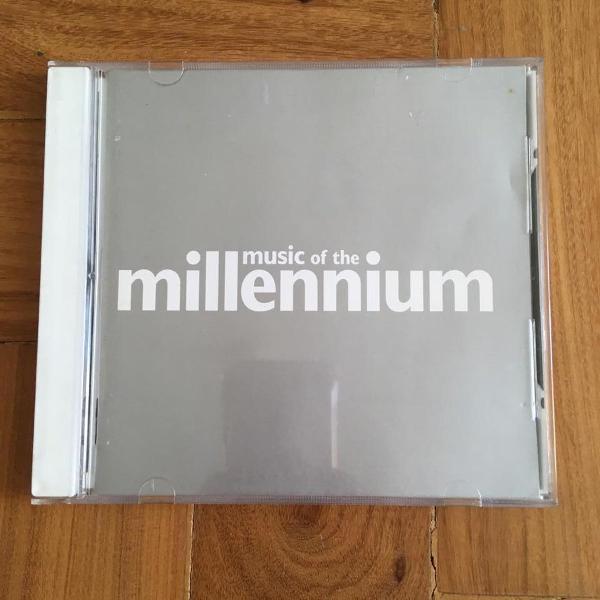 Cd music of the millenium