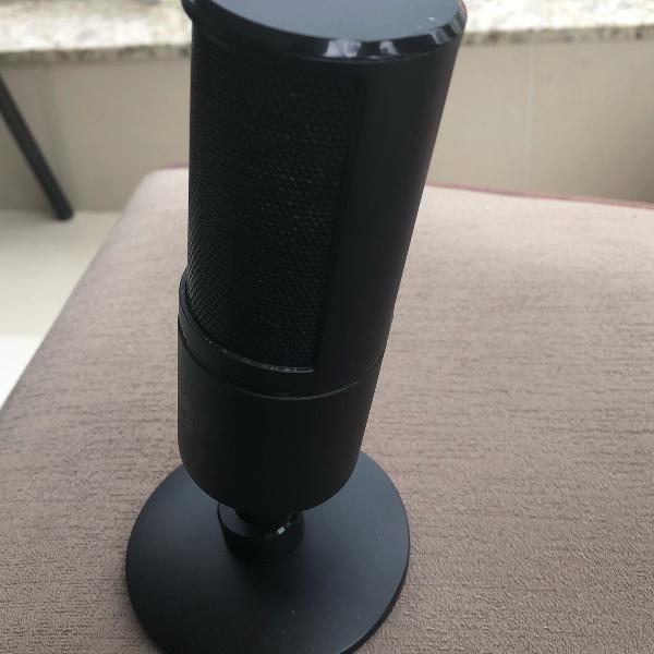 Microfone rayzer seiren x - rz 19-0229 (usado)