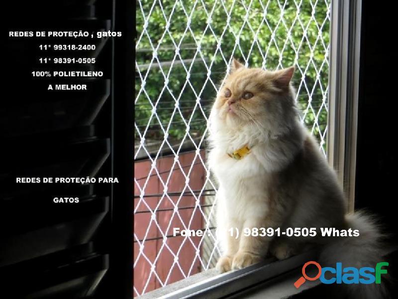 Telas de Proteção na Rua Traipu, Pacaembru, (11) 5541 8283 1