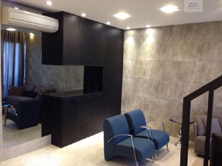 Alugo apartamento tipo duplex cobertura fl residence vila