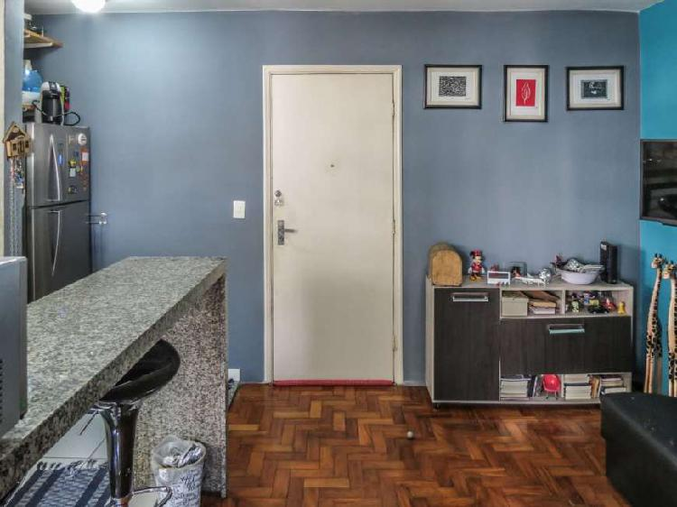 Apartamento 1 dormitório - rua paim - bela vista - sp