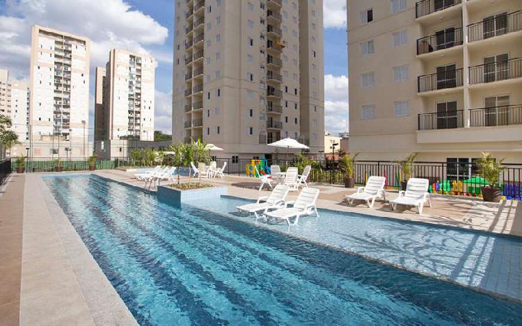 Apartamento 55m² 2dorm pronto para morar no macedo