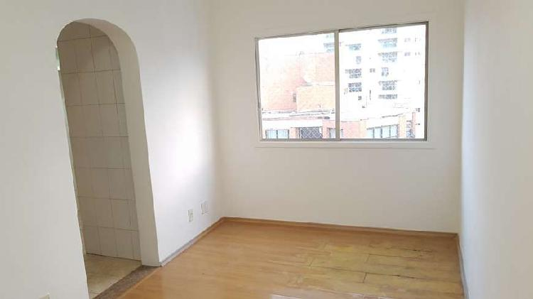 Apartamento a 350 metros do metrô campo belo, com 1