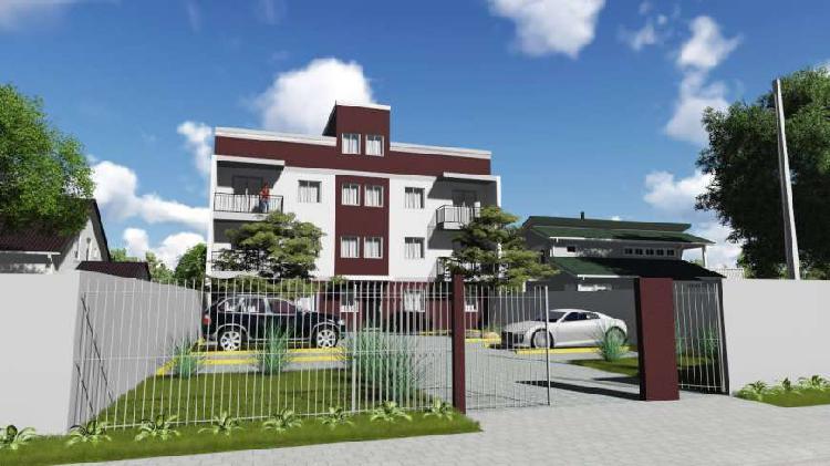 Apartamento com 56 m2 privativos 2 quartos em centro -