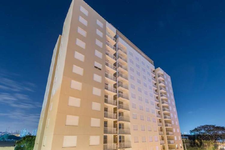 Apartamento de 60 metros, 3 dormitórios, 1 suíte, 1 vaga