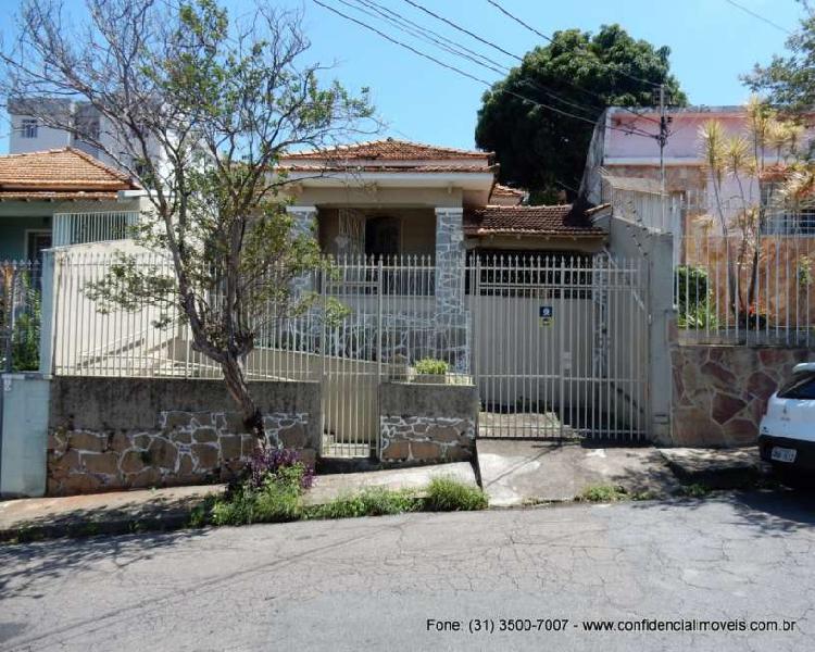 Casa residencial em belo horizonte - mg, carlos prates