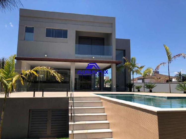 Casa residencial 4 dormitórios à venda - alphaville -