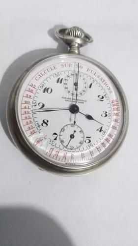 Girard perregaux relógio bolso promoção r$9999por r$2400