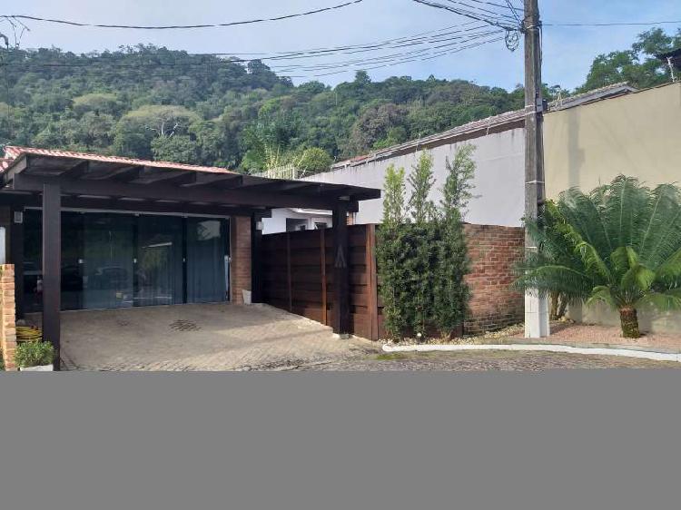 Joinville - casa de condomínio - bom retiro