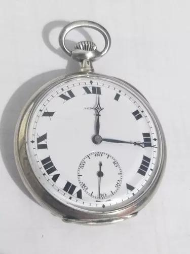 Longines relógio bolso raro coleção promocao r$ 599