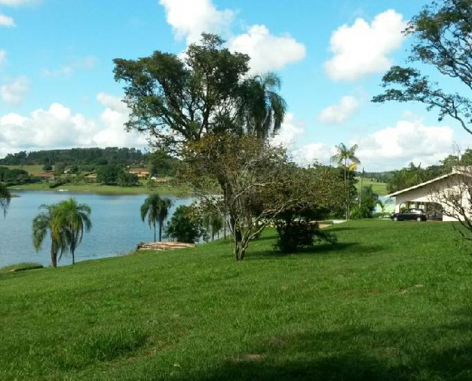 Lote alto padrão na represa jurumirim avaré sp 5.000 m²